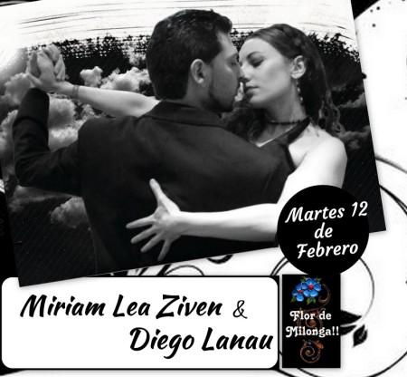 Miriam y Diego Lanau