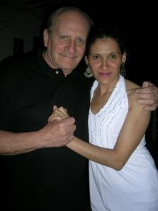 Con Maestro DJ Ricardo Salusky